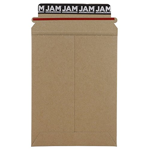 hoto Mailer Envelopes - 6 x 8 in - Brown Kraft - Pack of 6 Envelopes (Simpson Kraft Recycled Envelopes)
