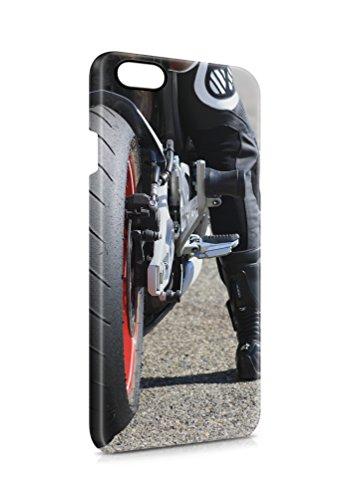 3D iPhone 6 6s Motorrad Race yamaha suzuki Flipcase Tasche Hülle Case Cover Schutz