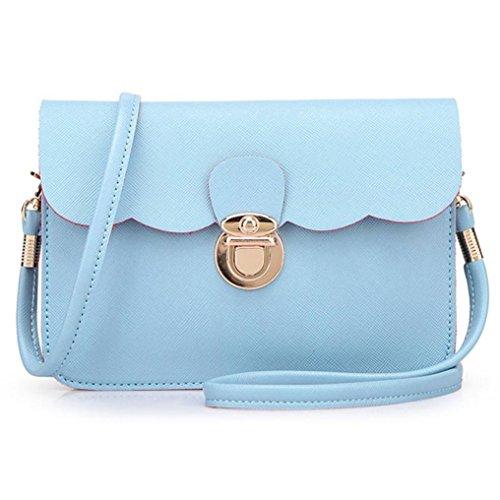Ammazona Leather Shoulder Handbag Messenger product image