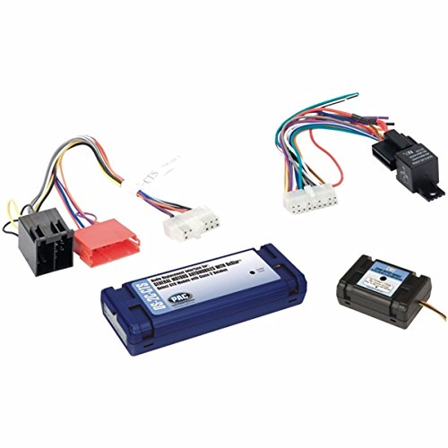Chime Module Integration (PAC OS-2C-CTS OnStar Radio Replacement Interface for Cadillac CTS 2004 and Up)
