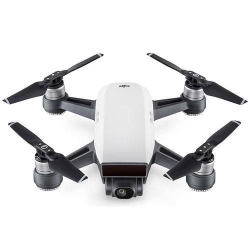 DJI CP.PT.000746 Spark Drone - Alpine White (UK)