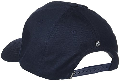 Element Treelogo Gorra, Unisex Adulto azul (eclipse navy)