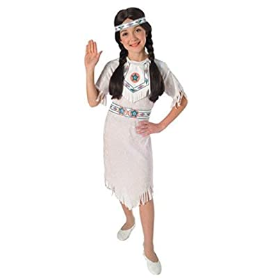 Rubies Native American Princess Child Costume, Small: Toys & Games