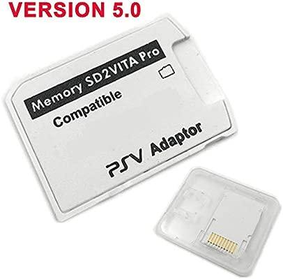 BKAUK versión 5.0 SD2VITA para PS Vita Tarjeta TF de Memoria ...