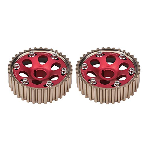 Jinxuny Camshaft Gears 1 Pair Aluminum Racing Adjustable for sale  Delivered anywhere in USA