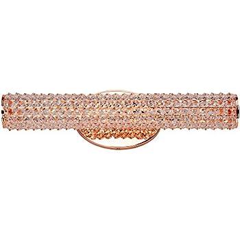 Maxim Lighting 32502BCRG Meteor LED Bath Vanity, Rose Gold ...