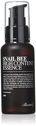 Benton Snail Bee High Content Essence 2 02 fl oz 60 ml (Benton Snail Bee High Content Skin Review)