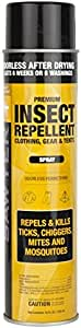 Sawyer Products Premium Permethrin Insect Repellent for Clothing, Gear & Tents