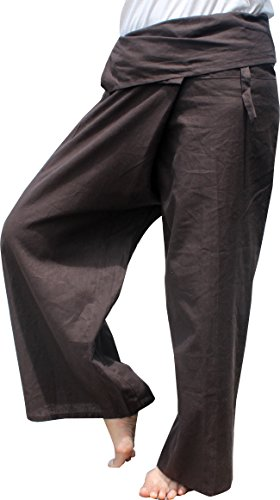 RaanPahMuang-High-Grade-Chinese-55-Hemp-45-Cotton-Thai-Fisherman-Wrap-Pants