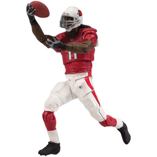 NFL Arizona Cardinals McFarlane 2012 Playmakers Series 3 Larry Fitzgerald Action Figure by McFarlane