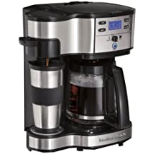 Amazon.com: coffee pot and k cup combo