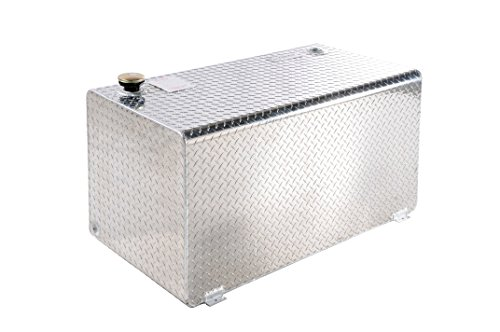 - Dee Zee DZ91753 (106 gallon) Rectangle Transfer Tank - Aluminum