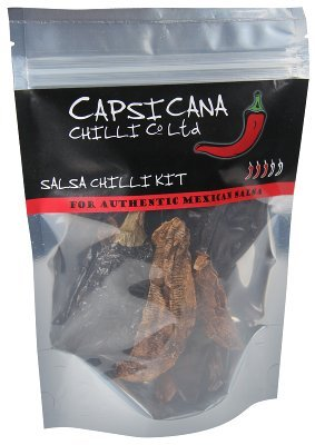 Capsicana - Salsa Chilli Kit - 55g (Case of 10)