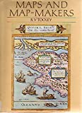 Maps and Mapmakers, R. V. Tooley, 0517533030