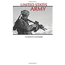 United States Army Weekly Planner 2016: 16 Month Calendar