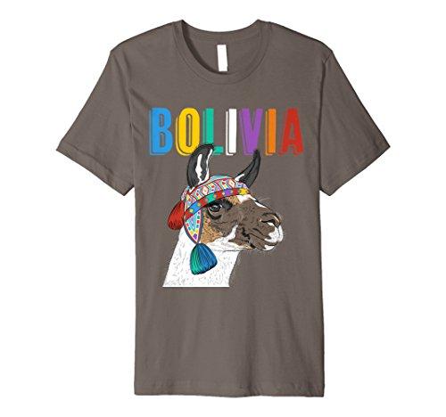 Bolivia Alpaca T-Shirt - Bolivian Llama/Alpaca Graphic Tee