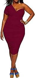 Amazon.com: 3X - Club / Dresses: Clothing Shoes &amp Jewelry