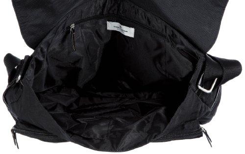material mujer Negro sintético 60 mensajero Acc de Messenger Tailor Bolso Tom de Schwarz RINA Schwarz WwSxq8n41p