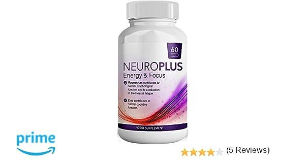 Cafeína con L-Teanina, Vitamina B5, Zinc y Magnesio para una Energía Suave y Enfoque - Energía enfocada para su Mente y Cuerpo - Sin decaimiento J Sin ...