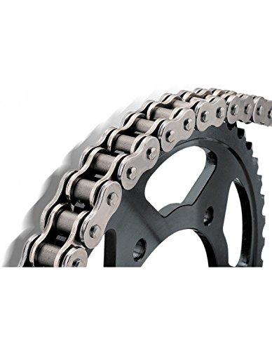 BikeMaster 428H Heavy Duty Chain - 110 Links - Natural , Chain Type: 428, Chain Length: 110, Color: Natural, Chain Application: All 428H X 110