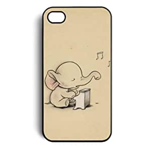 Elephant Hard Snap on Case Cover Cool Case For Iphone 5c Cellphone Case