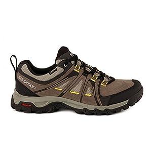 Salomon Evasion GTX Walking Shoes - AW16-11.5 - Brown