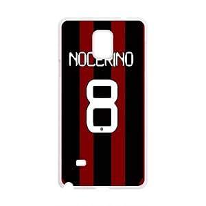 Nocerino 8 New Gattuso Design Hard Case Cover Protector For Samsung Galaxy Note4 WANGJING JINDA