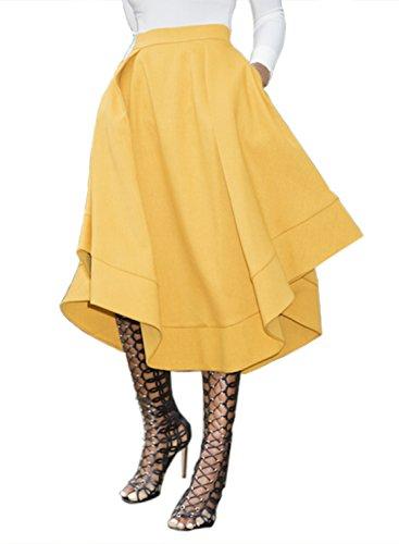 Cotton Full Skirt - 3