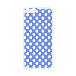 "D-PAFD Cover Shell Phone Case Polka dot For iPhone 6 Plus (5.5"")"