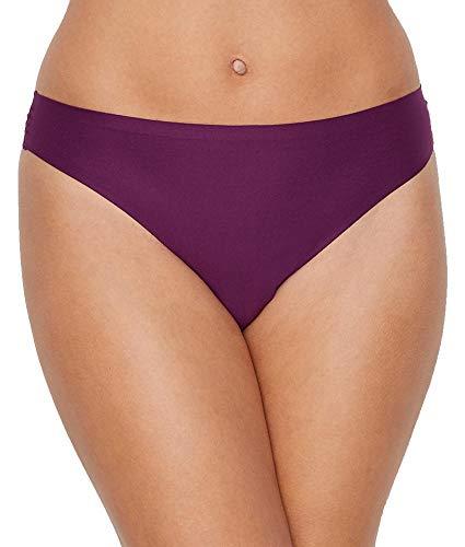 Chantelle Soft Stretch Thong, One Size, Grape Juice ()