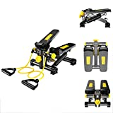 Stepper Multi-Function Foot Machine Table and Stand-Up Exercise Bike Mini Hydraulic Silent Elliptical Trainer