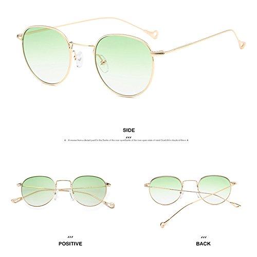 Gafas Purple De Mujer Green Vintage Gafas De De Gafas De Gafas Sol Sol Sol Moda De xqnOU6anwH