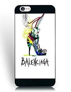 Balenciaga Brand Logo Iphone 6/6S Plus Funda Case, Brand Logo Iphone 6/6S Plus Funda Case, hybrid Funda Case
