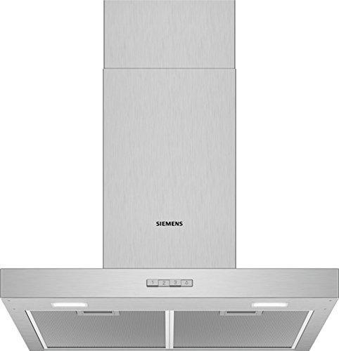 Siemens iQ100 LC64BBC50 - Campana (340 m³/h, Canalizado, E, A, C ...