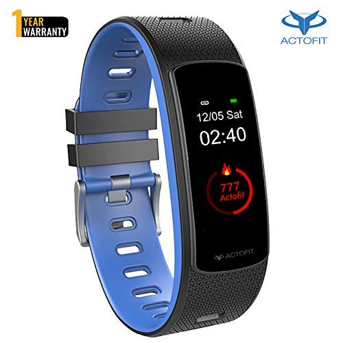 Actofit Best fitness smart band under 5000 in India
