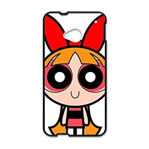 The Powerpuff Girls Black HTC M7 case