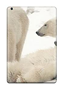 Stevenson Elizabeth's Shop 5386997I31723699 New Fashionable Cover Case Specially Made For Ipad Mini(polarbears )