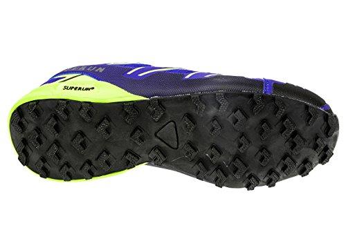 gibra - Zapatillas de running de textil/sintético para hombre royalblau/gelb