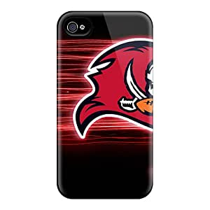 Hot New Tampa Bay Buccaneers Case Cover For Iphone 4/4s With Perfect Design