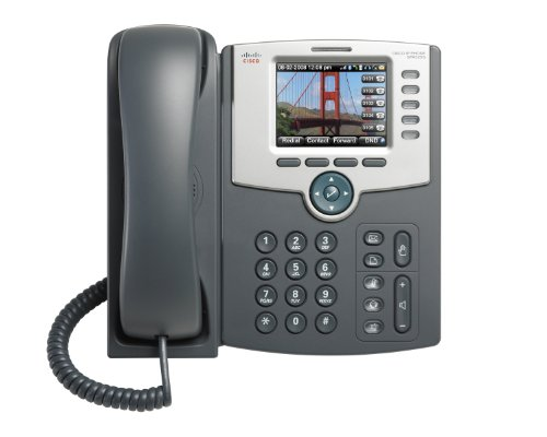(Cisco SPA525G2 5-Line IP Phone With Color Display )