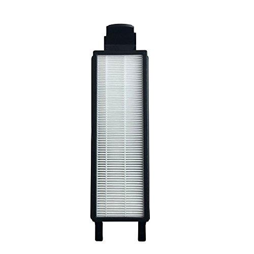 Eureka Whirlwind - Eureka HF5 (HF-5) Vacuum Filter; WASHABLE & REUSABLE; Fits Eureka Sanitaire, Boss, Genesis, Signature, Litespeed, Whirlwind, Series 5700 & 5800 ; Compare To Eureka HF-5 (HF5) Part # 61830, 61830A, 61840; Designed & Engineered By Crucial Vacuum