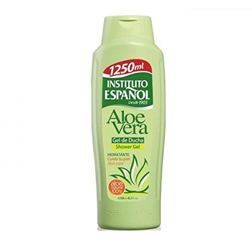 INSTITUTO ESPAÑOL Aloe Vera Shower Gel  1250ML (German Body Wash)