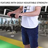 VGEBY Forearm Roller, Hand and Wrist Exerciser