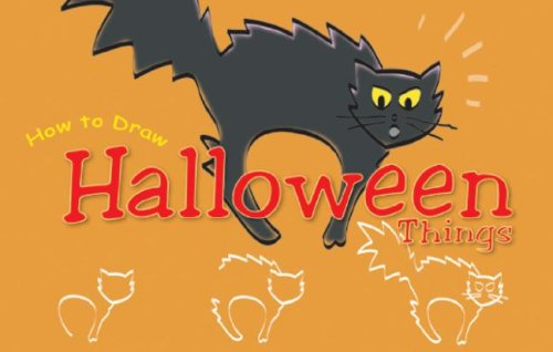 How to Draw Halloween Things (Doodle Books (Child's Way))