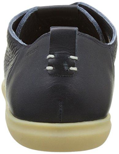 Geox U New Do B, Zapatillas para Hombre Azul (Navyc4002)