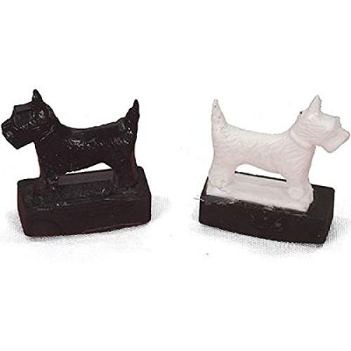 Magnetic Scottie Dogs (2 Packs of 2)
