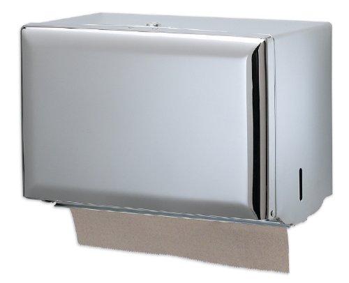 Chrome Center Pull Towel Dispensers  6 Each / Case