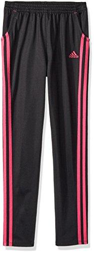 adidas Girls' Big Trainer Pant, Black ark, L