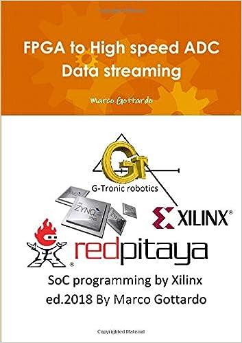 FPGA to High speed ADC Data streaming: Marco Gottardo: 9780244366896