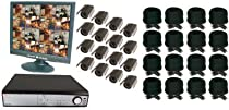 Safety Technology CS-DVR16CH 16Ch Embedded Dvr Complete System - 16 Wired